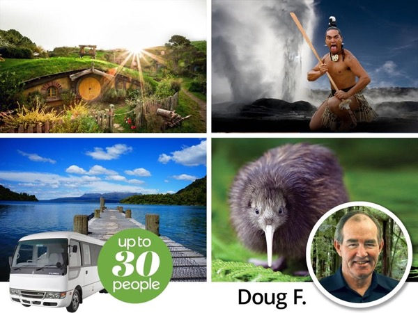 Best of Tauranga - A Completely Customizable Shore Excursion For Up To 30 People!