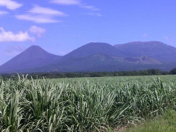 El Salvador National Parks El Imposible and Los Volcanes