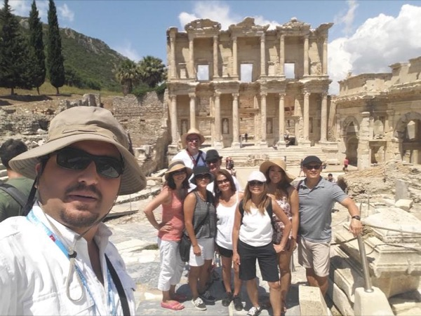 Ephesus Private Tour From Izmir Port or Izmir Airport