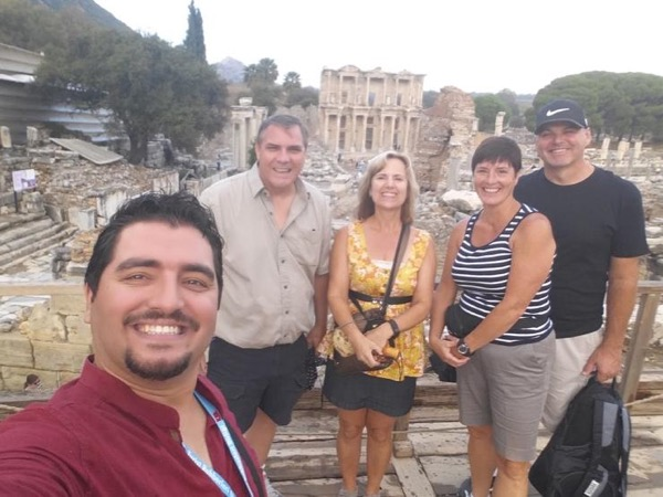 Easy Ephesus Private Tours for wheelchair users or disabled people from Kusadası Port for Cruisers
