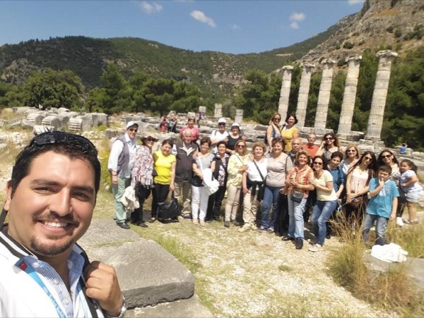 Daily Priene-Miletus-Didyma Private Tour From Kusadası town or Kusadasi Port