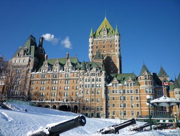 Quebec City Private Winter Walking tour