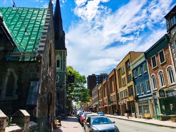 Off the Beaten-Paths Walking Tour of Quebec City