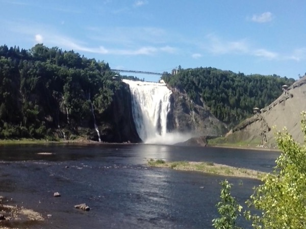 Island of Orleans and Montmorency Falls - Quebec Private Tour