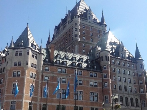 Quebec City's guided 2 hour private tour