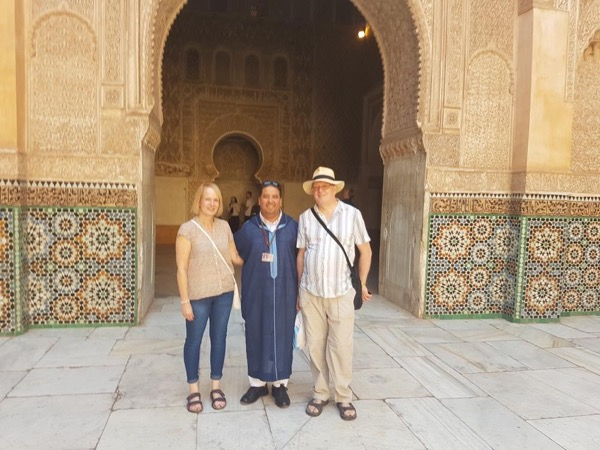 Marrakech: The saintly city - private tour