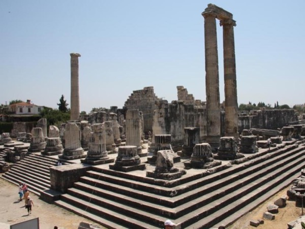 Miletos - Priene - Temple of Apollon - A Private Tour