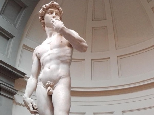 The best of Florence, Uffizi and Accademia