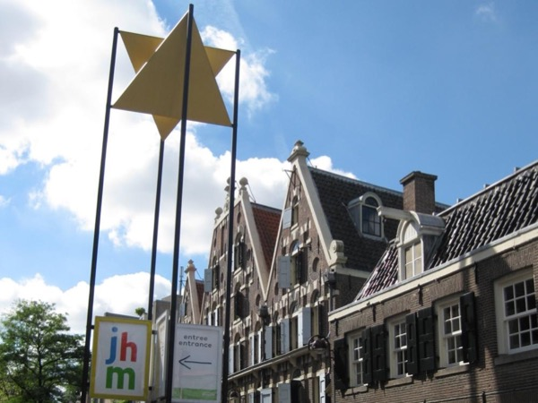 References to Jewish Amsterdam in the old citycenter, private walking tour