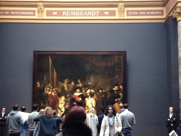 Rembrandt, Vermeer and more Dutch masters in Rijksmuseum Amsterdam, private walking tour