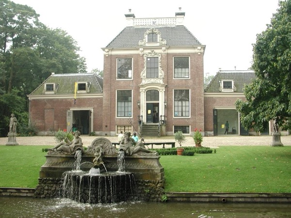 Historical gardens and mansions in Amsterdam, private walking tour