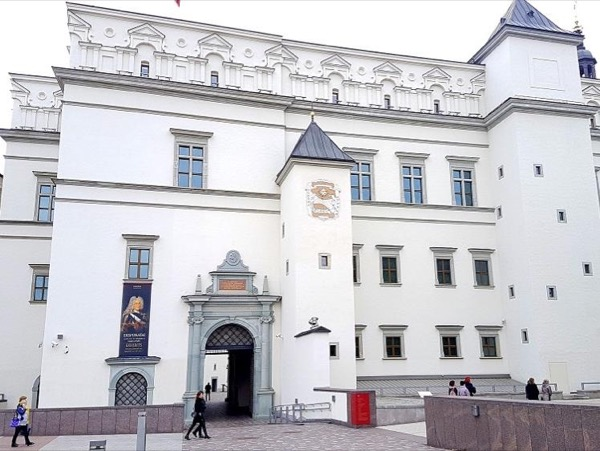 Palace of the Grand Dukes of Lithuania and the castle territory