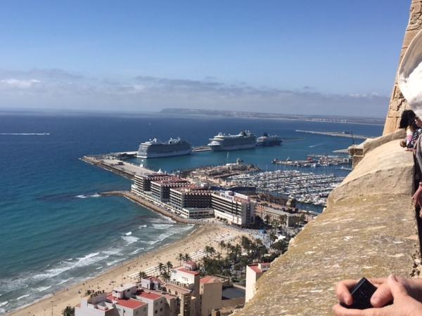 Alicante Private hightlights 6 hrs. (also shore) Old city, Central Market & Culinary tour.