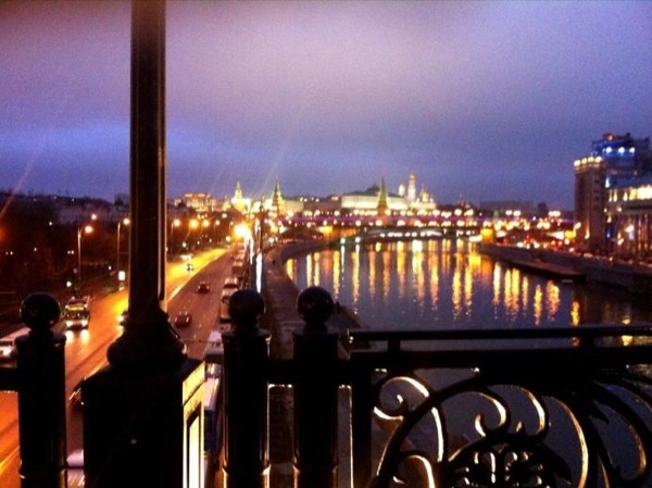 Moscow by night - Private Guided Tour