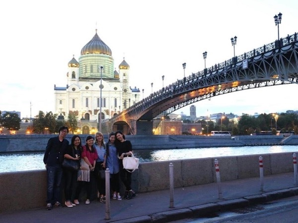 Private customized tour of Moscow