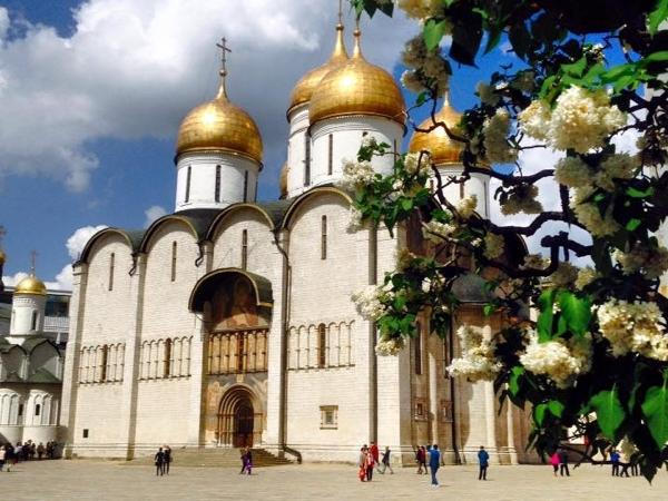 3 days in Moscow - private walking tour