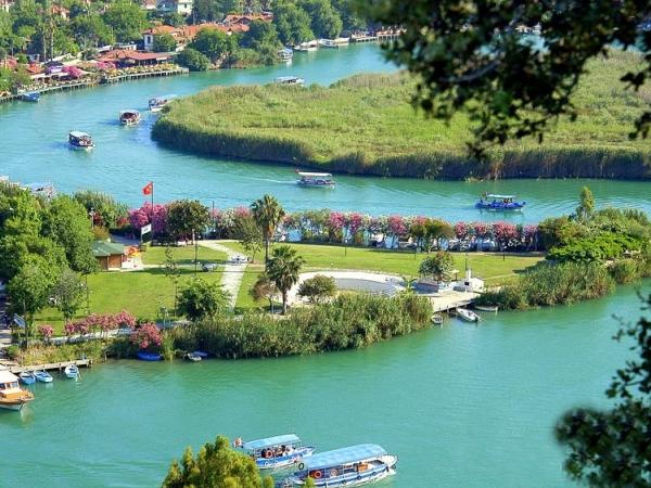 Private Marmaris - Dalyan - Kaunos Tour by a local guide