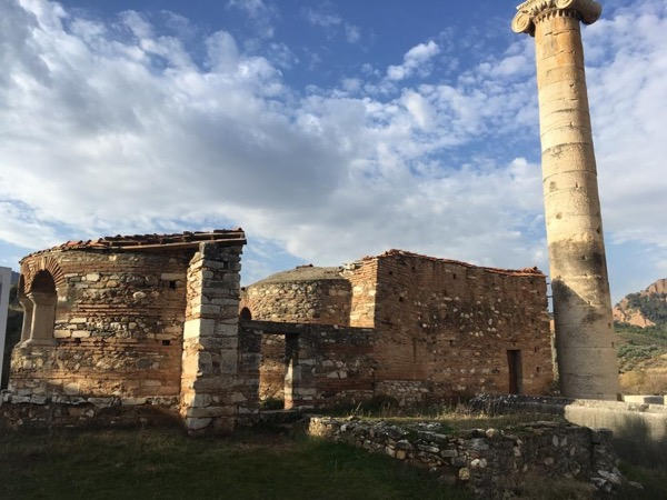 Seven churches of Revelation tour with an experienced private guide