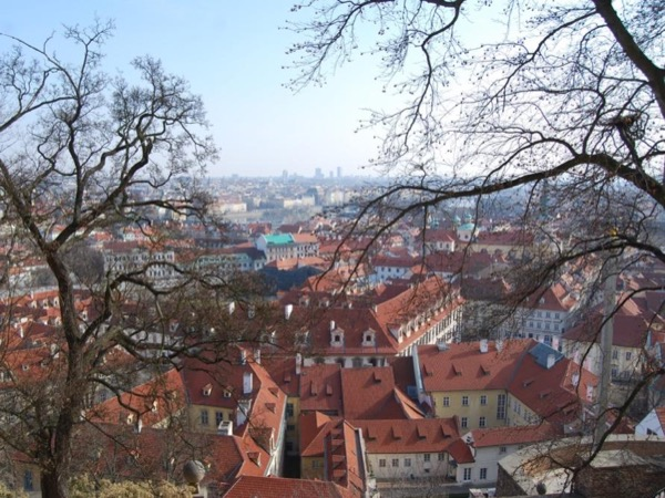 Prague Castle Complex & Strahov Monastery Orientation Private Tour