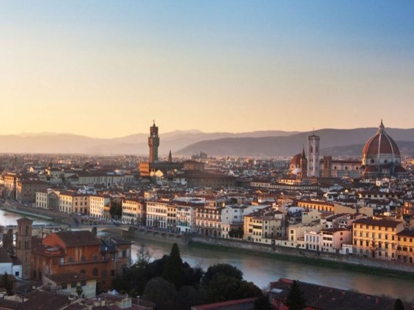 Florence full day tour with Accademia & Uffizi gallery