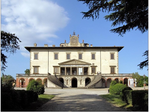 Medici villas private tour