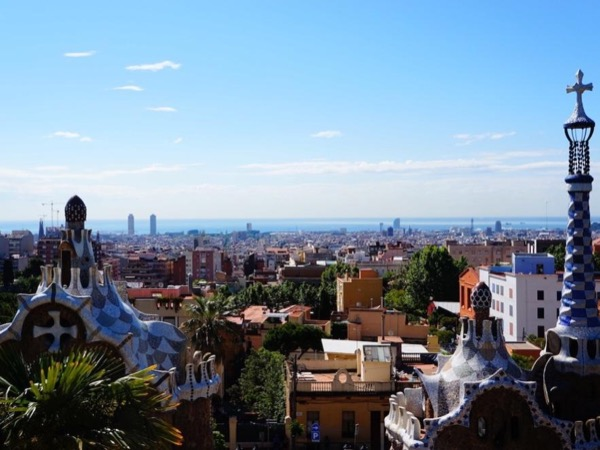 Two half day private walking tours in Barcelona