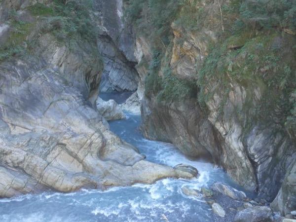 Taroko Gorge scenic tour