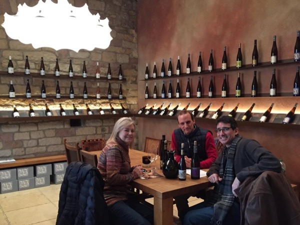 Wine Tour of the Pfalz.