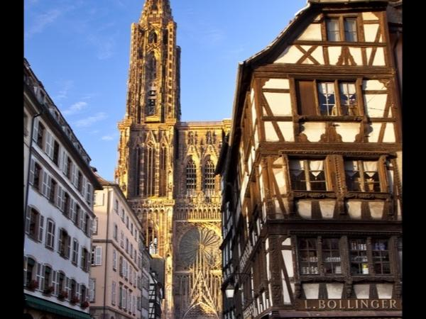 Day Tour of Strasbourg and/or visit to the,