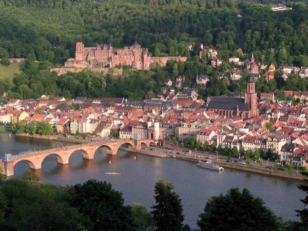 Frankfurt to Heidelberg Day Tour.