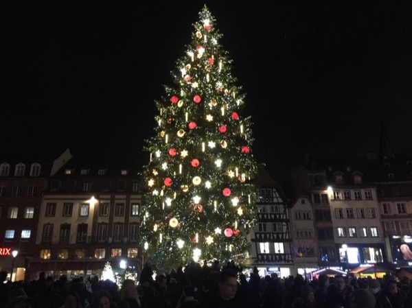 Strasbourg Christmas Market Tour
