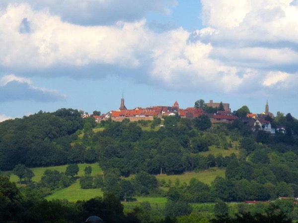 'The Real Germany' - away from the crowds of Heidelberg.