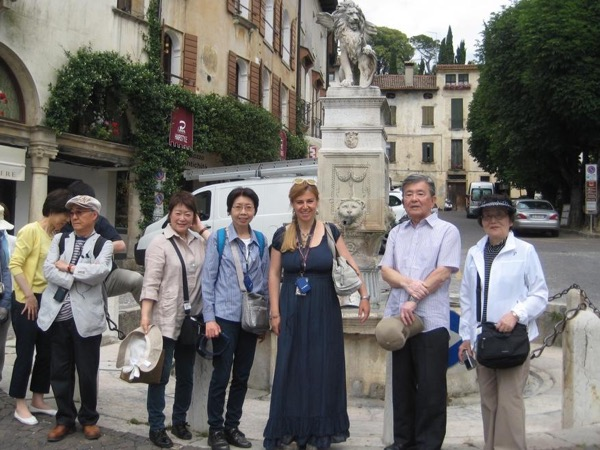 Tour of Asolo and Villa Barbaro