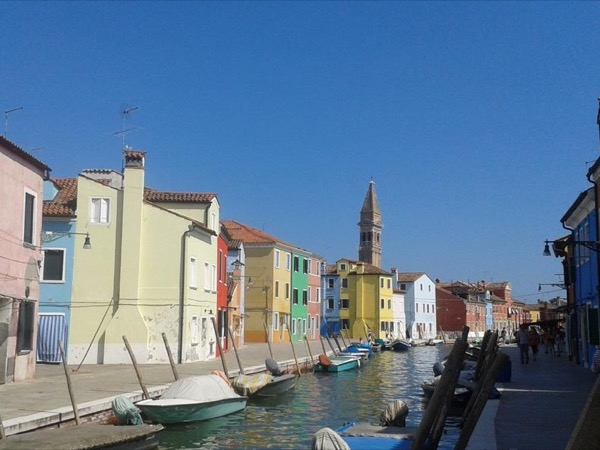 Tour of Murano and Burano