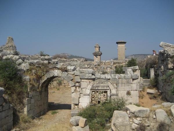 Private Xanthos, Saklıkent, Patara Tour From Fethiye