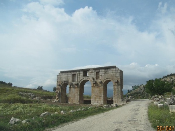 Tour From Gocek - Private Xanthos, Saklıkent, Patara Tour