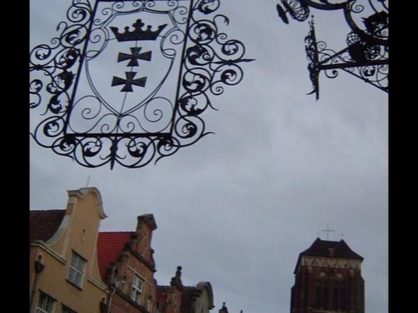 Gdansk. Medieval, Royal and the present heart of Gdansk.