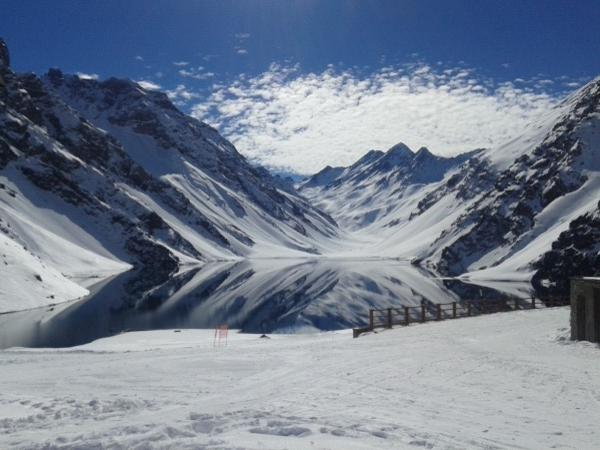 Ski in the Andes Mountains Tour