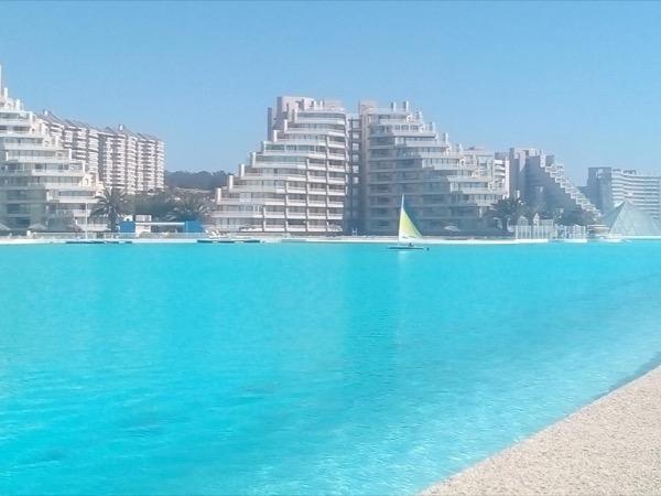 Isla Negra Neruda's Home Museum & San Alfonso del Mar, World Largest Swimming
