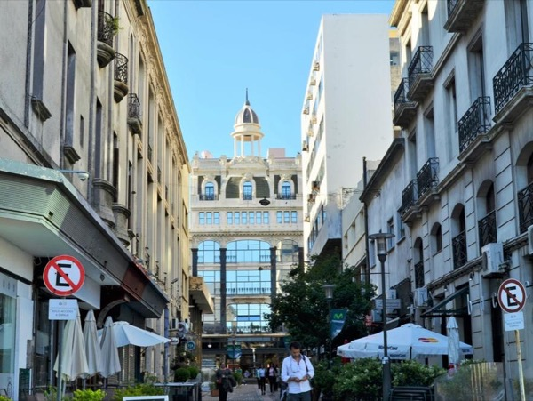 Montevideo walking (3 hours): Downtown and Historical Quarter. Private Tour.