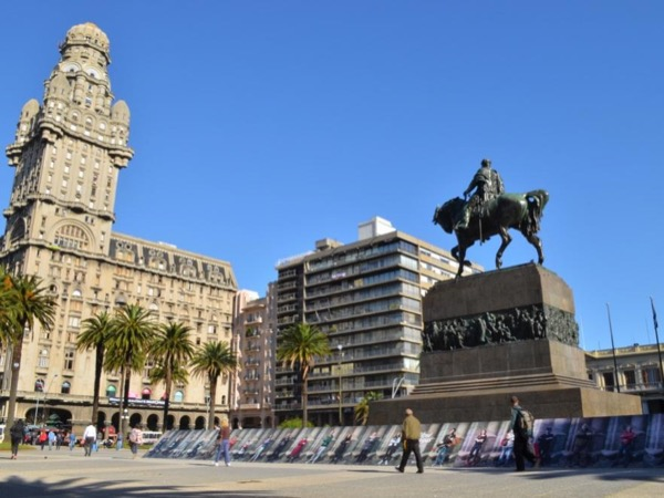 Montevideo half day tour (4 to 8 travellers)