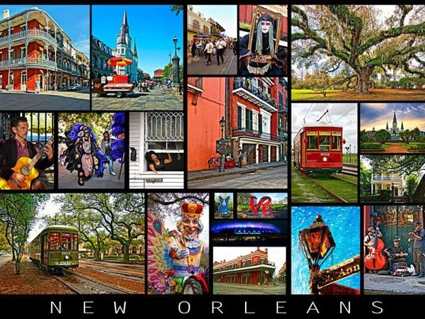 New Orleans Citywide Driving Tour