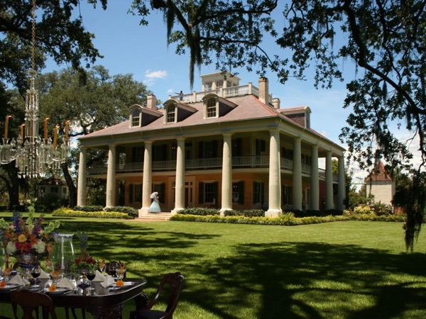 Louisiana Plantation Tour
