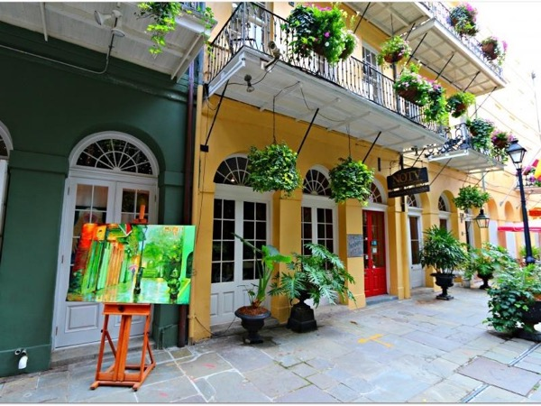 New Orleans French Quarter Walking and Citywide Driving Tour Combination