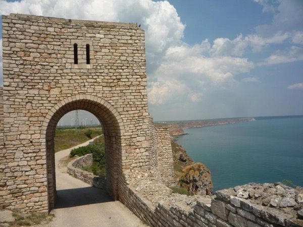 A Day Trip: Varna to Balchik Botanical Gardens & Palace, Kaliakra Cape (return to Varna)