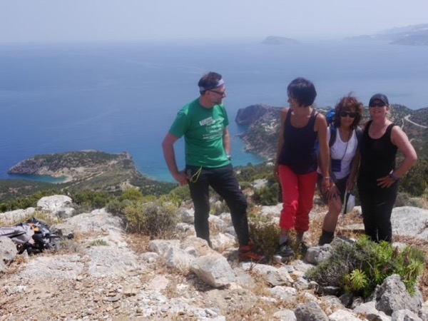 Crete Walking Private Tour With Spectacular Bays As If Seen Through an Eagle's Eye