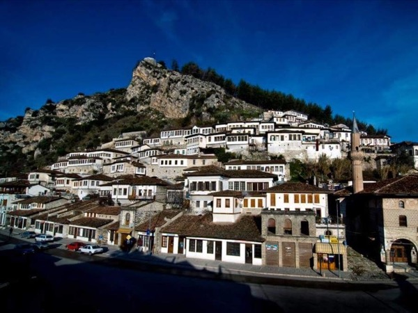 Berat - The unique town of