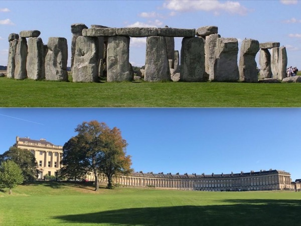 Day Tour to Stonehenge and Bath
