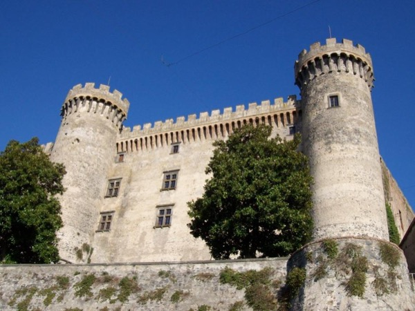 The Castle Of Bracciano and the Etruscan Necropolis